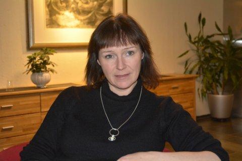 Ordfører i Alta Monica Nielsen. Foto: Anita Bakk Henriksen