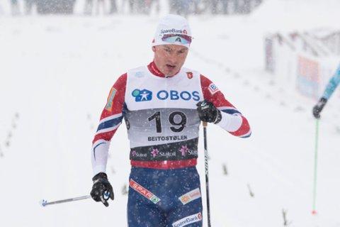 TIL VM: Finn Hågen Krogh er tatt ut til VM.