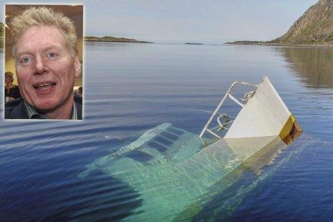 UTTALELSE: I en uttalelse med tittelen  «miljøkriminalitet – en trussel mot det gode liv!», kommenterer styret i Finnmark SV Johnny Ingebrigtsen-saken.
