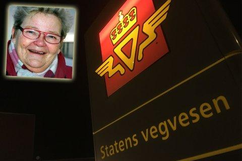 FORUNDRET: Da Hanne Nilsen forsøkte å ringe til Statens vegvesens trafikkstasjon i Alta, skulle det ikke bli så lett å komme gjennom.
