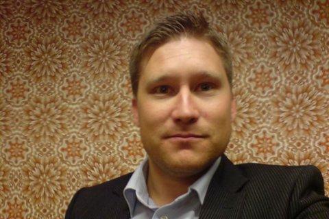 FØLGES OPP: Kundene i Finnmark er fortsatt viktige for Nordea, ifølge Geir Åge Johansen.