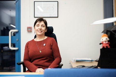 SLUTTER SOM DIREKTØR: Nina Haugen forblir i Nav, men er ferdig som direktør i Finnmark.
