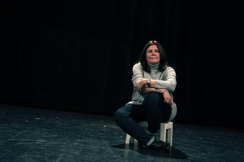 HEADHUNTET: Samovarteateret har fått internasjonal oppmerksomhet, ifølge Bente Andersen.