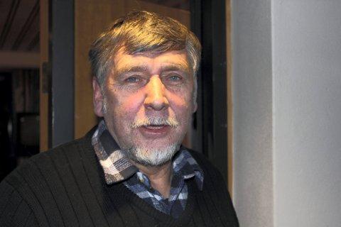 LEI: Oddvar Pedersen mener pasientreiser ikke er interessert i å ordne noe for ham.
