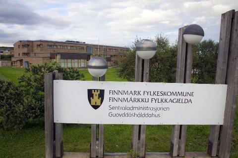 HAR BRUKT MILLIONER PÅ TAPTE RETTSSAKER: Finnmark fylkeskommune har avslått iFinnmarks innsynsbegjæring om å få vite kostnadene de har hatt i forbindelse med rettssaker siden 2012.