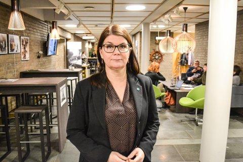 KRITISK: Trine Noodt og Venstre stiller sammen med Miljøpartiet, Kystpartiet og FrP mistillitsforslag til styret i Barentssekretariatet.