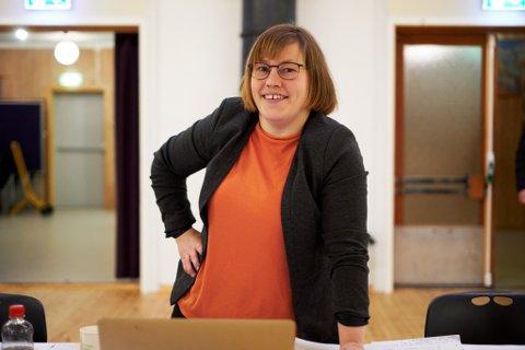 SKUFFET: Hanne Harila har fortalt om prosessen som førte til at hun valte å forlate SV.