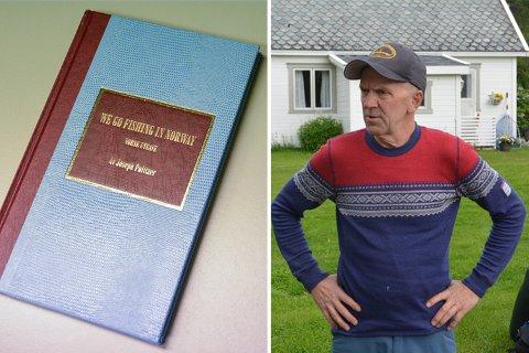 LANGT PROSJEKT: Styreleder «Hasse» Kjeldsberg har jobbed for å få boken publisert siden 2014.