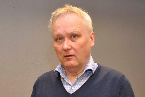 SKUFFET: Leif Gøran Wasskog i Finnmark Venstre tror ingen vil våge å si ifra lenger, dersom det skulle ha behov for å rette kritikk mot ledelsen. Foto: Oddgeir Isaksen
