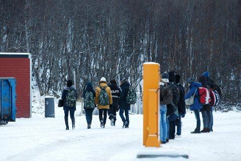 I løpet av noen hektiske uker i fjor, krysset 5.500 asylsøkere grensa til Norge over Storskog.