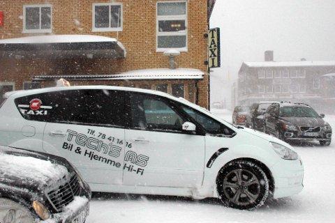 FIKK ANBUD: Finnmark Taxi fikk kontrakter fram til 2020 for alle kommunene de har levert inn anbud på.