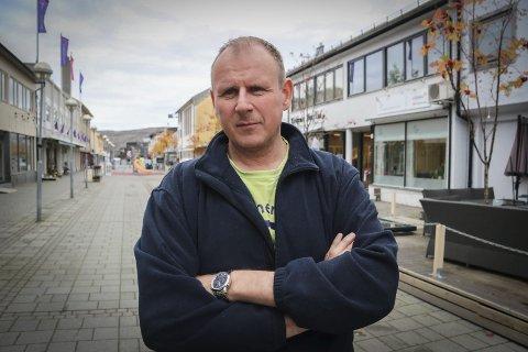 Bjørn Johansen, LO Finnmark.