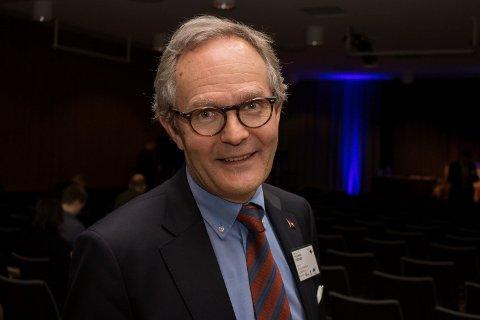 GASSMANN: Gass fra Barentshavet kan gjøre Sydvaranger-malmen mer verdifull. Felix Tschudi tror det kan sikre selskapets overlevelse i dårlige tider.