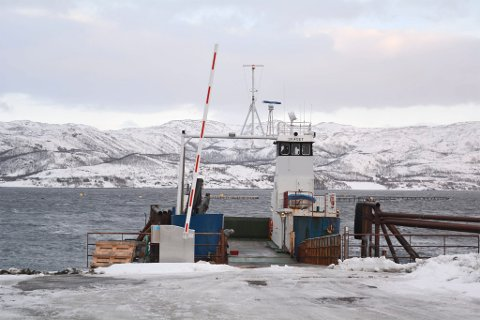 """I DRIFT: """"Skaget"""" ble i fjor satt tilbake i drift på Årøya-sambandet."""