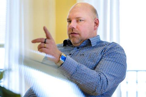Vadsøordfører Hans-Jacob Bønå (H).