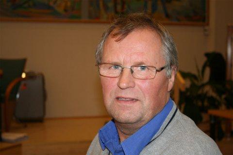 TILBAKE: Mandag begynner Bjørnar Bruer igjen i jobben som leder ved elevboligene i Alta. Foto: Vanja Skotnes