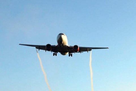 «FLYET RISTET»: SAS-maskinen fikk et skikkelig trøkk, ifølge passasjer. Illustrasjon.