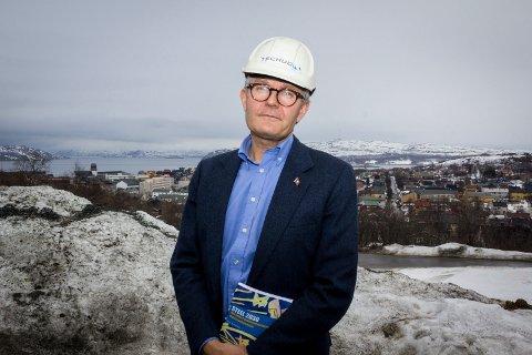TAPTE STORT: Store tap på gruva og offshoreindustrien har senket verdien på Felix Tschdi sine selskaper og eiendommer.