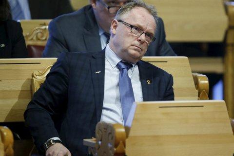 Per Sandberg. Arkivfoto: Terje Pedersen / NTB scanpix