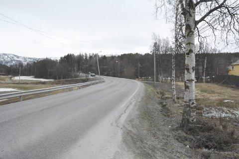 FÅR ET LØFT: Statens vegvesen har invitert til konkurranse om jobben med å utbedre og legge om riksveg 93 og bygge ny gang- og sykkelveg på strekningen Salkobekken – Øvre Alta.
