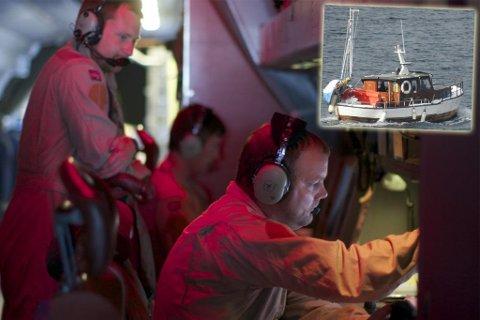 "MANGE ØYNE: Orion-flyet har mange menneskeøyne og ""elektroniske øyne"" om bord."