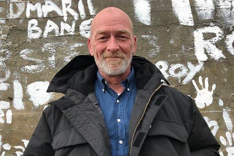 VIKTIGE PROSJEKTER: Ole Martin Lislevand har kontoret sitt i Vardø, men skal jobbe i både Vardø, Vadsø og Sør-Varanger. Han ser viktige prosjekter ved alle museene.