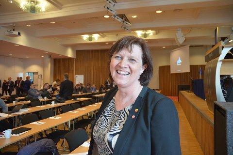 """VIL HA AKSJONER MOT FISKETURISME: Ordfører i Nordkapp, Kristina Hansen, vil ha sjekket fisketurismebedriftene i sin kommune, for å luke ut de """"råtne eggene""""."""