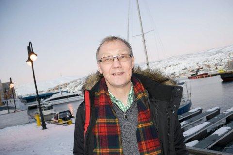 REAGERER: Geir Ove Bakken reagerer mot regjeringen.