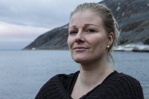 ADVARER AP: Leder Kristin Mørch i Miljøpartiet De Grønne i Lebesby kommer med en klar advarsel til samarbeidspartner Arbeiderpartiet.