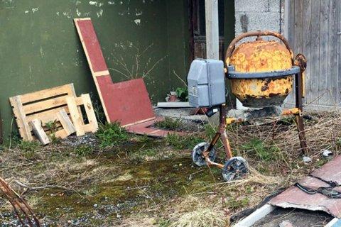 BYGNINGSAVFALL: Fra lørdag 1. juli koster det penger å kaste avfall som dette.