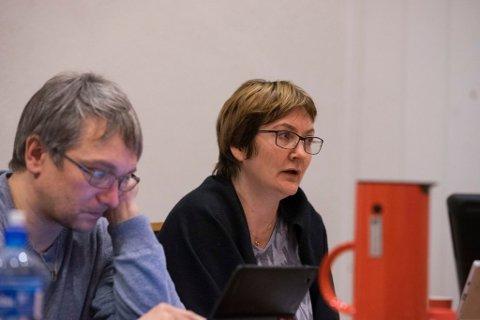 FØLGER KOMMUNEPLANEN: Varaordfører i Sør-Varanger kommune, Lena Norum Berg, sier det ikke er uaktuelt for Sundquist å bygge ut et område på Sandnes. Formannskapet har tidligere mottatt to søknader fra Sundquist Eiendom, og avslått begge.