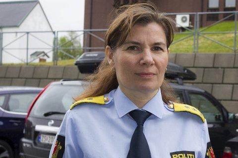 FÅR KRITIKK: Ellen Katrine Hætta sier de skal følge opp saken internt.