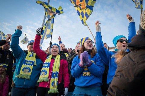 ER KLAR: Daglig leder for Bjørnevatn idrettslag, Kjersti Øvergaard Dahlberg, sier både hun og laget er klar for å gjøre en god innsats nok en gang under Kirkenesdagene i august. Laget skal i år igjen stå for ryddingen av byen både morgen og kveld under festivalen.