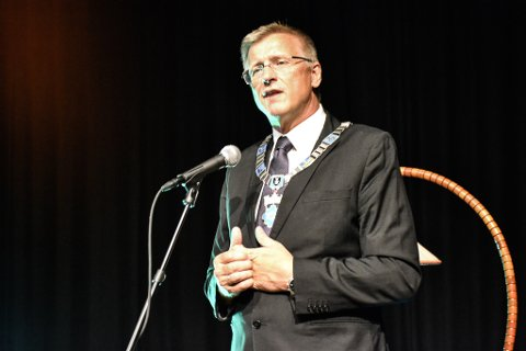 VIL HA ENDRING: Robert Jensen (Ap) mener at dagens ordning med fritt skolevalg ikke kan bestå når fylkene Finnmark og Troms slås sammen.