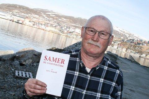 Jarl Hellesvik har i mange år uttalt seg kritisk til samenes urfolkstatus. Illustrasjon.