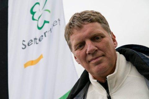 VINNER: Geir Iversen og Senterpartiet er den store vinneren i iFinnmarks ferske spørreundersøkelse.
