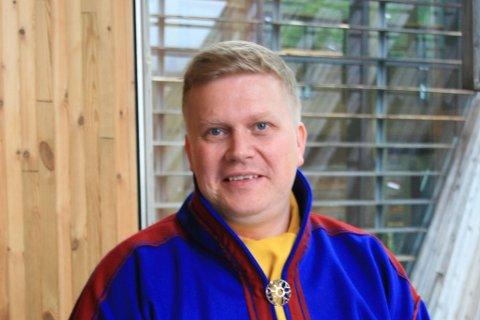 BLIR IKKE PRESIDENT: Arbeiderpartiet og Ronny Wilhelmsen får ikke oppfylt drømmen om å bli sametingspresident i denne omgangen.