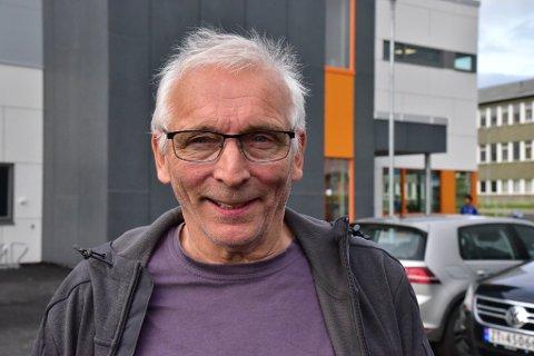 HAR TROEN: Arne Pedersen har troen på at kontoret kan være til stor hjelp for både politikere, media og dem selv. Foto: Kronstadposten.