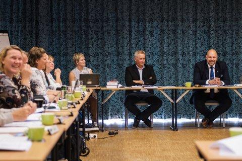 FIKK KRITIKK: Rådmann Jens Betsi er imidlertid fornøyd med kommunestyrets vedtak.
