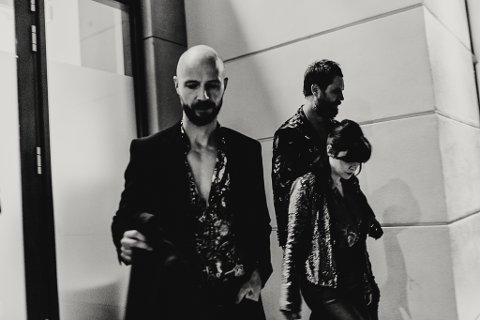 NYTT BAND: Sivert Høyem kommer til Varangerfestivalen med det nye bandet Paradise.