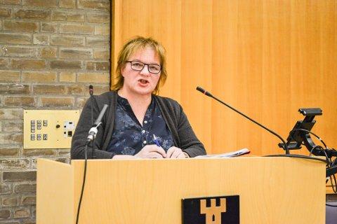 BEKREFTELSE: Randi Karlstrøm, leder for For Finnmark, mener resultatene av undersøkelsen er en god indikator på at arbeidet de gjør er riktig.