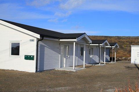 FORDUMS STOLTHET: Jed Bygg blant annet flere hus i Jankilaveien som skulle brukes til boliger for flykninger. På tross av store inntekter og overskudd for et par år tilbake, er entreprenørselskapet nå konkurs.