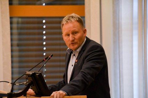LUT LEI: – Jeg har fått nok av idiotien som foregår, sier fylkeslederen for Troms- og Finnmark Frp, Odd Eilert Persen.