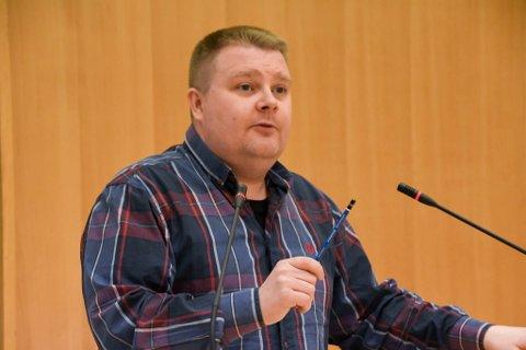 FERDIG I JUNI: – Om alt går etter planen vil forprosjektet være ferdig i juni, sier Tommy Berg.