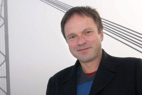 VIL VÆRE I KOMMUNEN: Frank M. Ingilæ håper han kan fortsette å utvikle kommunen når han går av som ordfører.