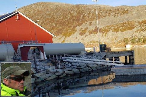 NYTT ANLEGG: Det nye anlegget ved kaia i Kjøllefjord skal gi et bedre tilbud til både båt- og bileiere.
