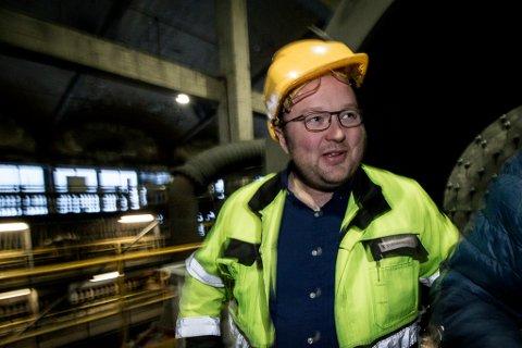 UREALISTISK: Underjordsdrift er per i dag ikke økonomisk forsvarlig, konstaterer Sydvarangers driftsjef. I et leserinnlegg forsøker å imøtegå en del påstander om gruvens planer.