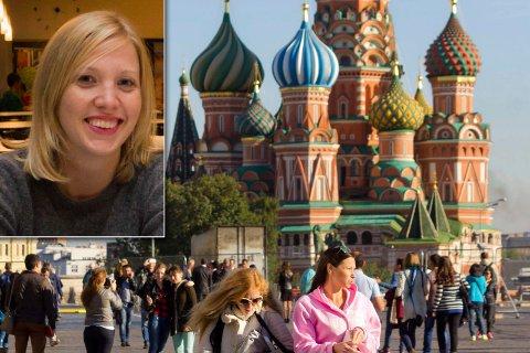 AMBASSADESØKER: Kommunikasjonssjef Anja Kristine Salo i Barentssekretariatet har søkt jobb som ambassaderåd ved den norske ambassaden i Moskva.