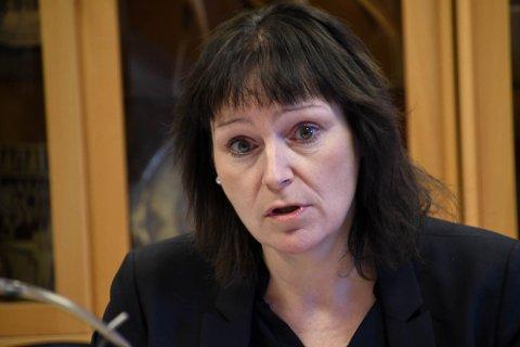 PÅ PLETTEN: - Det viktig at vi er på pletten og får brøytet raskt etter snøfall, slik at det er fremkommelighet for innbyggerne, sier ordfører Monica Nielsen i Alta.