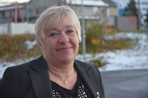 TREKKER SEG: Rut Olsen trekker seg fra politikken i Alta. Hun satser for fullt på fylkespolitikken i det nye sammenslåtte Troms og Finnmark.